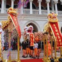北京舞狮子北京开业庆典舞狮表演北京庆典演出舞龙舞狮
