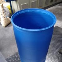 山东开口塑料桶 200升开口塑料桶 大口塑料桶 厂家直销