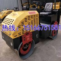 鼎诚!2.5吨全液压柴油压路机 双钢轮双驱振动压路机