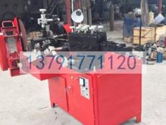 海南海口预应力金属波纹管制管机 桥梁波纹管成型机-- 广州市腾丰机械设备有限公司