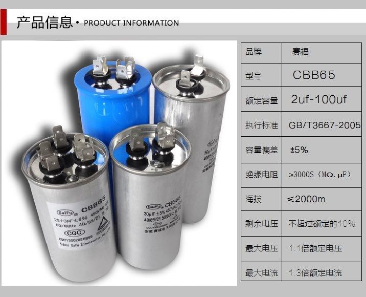 CBB65产品信息