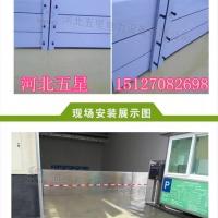 雨前加急安装车库挡水板【自家定制】防洪防淹挡水板60-120