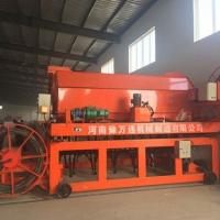 山西运城猪粪处理沼气发酵设备有机肥固液分离机的性能特点