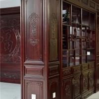 长沙原木法式家具手工制作、原木垭口、玄关柜定制研发设计