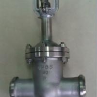 DZ61W\DZ61Y\DZ61H-16P焊接低温闸阀