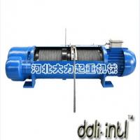 380V三相电定制悬挂坐式水平非标钢丝绳电动葫芦