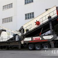 日产1500吨建筑垃圾处理设备让建筑垃圾轻松变黄金JYX78