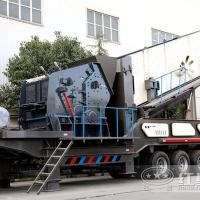 时产100吨左右的轮胎式移动破碎站价格是多少JYX78
