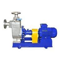 ZWF不锈钢自吸排污泵