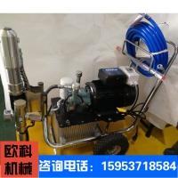 桥隧工程用干式喷浆机液压双缸水泥砂浆喷涂机5立方