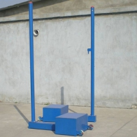 升降排球架校园体育器材厂址