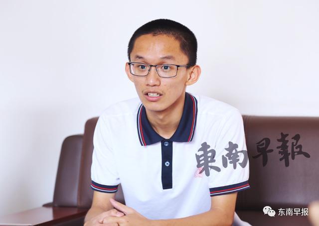 全球福建频道:泉州高考生张永林,你出名了