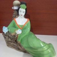天长陶瓷酒瓶批发 安徽陶瓷酒瓶2斤贵妃醉酒定做