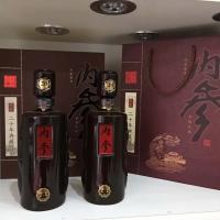 鄂尔多斯陶瓷酒瓶1斤厂家报价 黑釉陶瓷酒具厂家直销