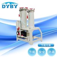 双桶活性炭过滤机 东元环保耐酸碱过滤机厂家 型号齐全