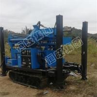 履带式直推土壤取样钻机 环境取样钻机 环境监测土壤取样钻机