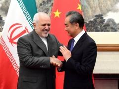 """全球报道:伊朗外长刚在G7让白宫""""傻眼"""" 转身到访中国谈石油"""