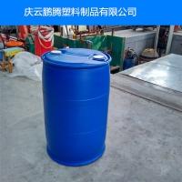 200L小口塑料桶200L双环塑料桶化工桶