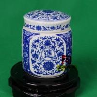 天津盐罐1斤装厂家批发 红桥陶瓷包装罐厂家报价