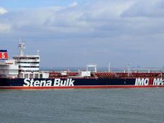 """全球中东局势:伊朗决定释放此前扣押的""""史丹纳帝国""""号油轮"""