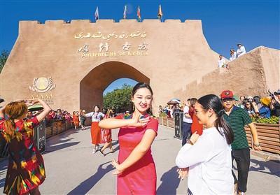 """中国人出门旅行已成寻常事""""说走就走""""足迹遍全球"""