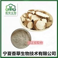 白芷纯粉 白芷食品香料原料 白芷速溶粉 七子白浓缩浸膏