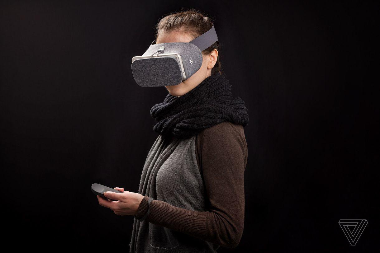 谷歌白日梦醒了,Daydream VR平台被放弃
