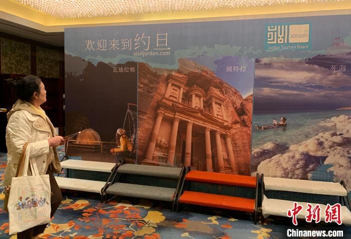 中国游客入境约旦数量呈较快增长之势