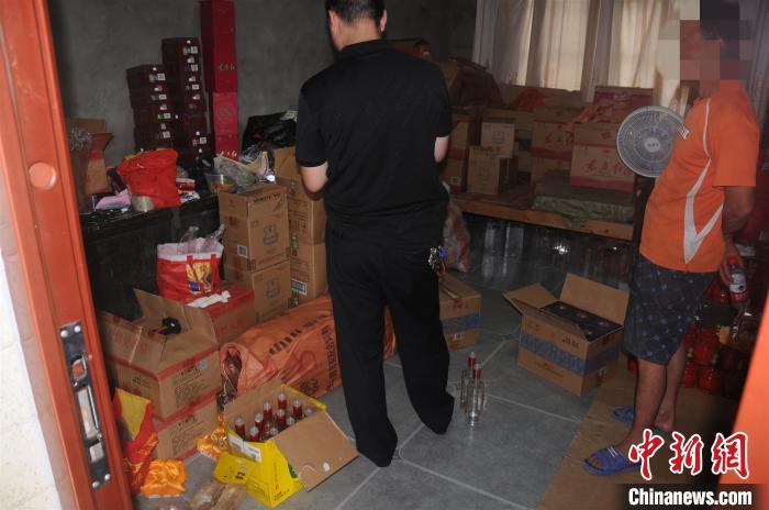 四川德阳警方侦破一起假冒伪劣产品案 涉案金额51万余元