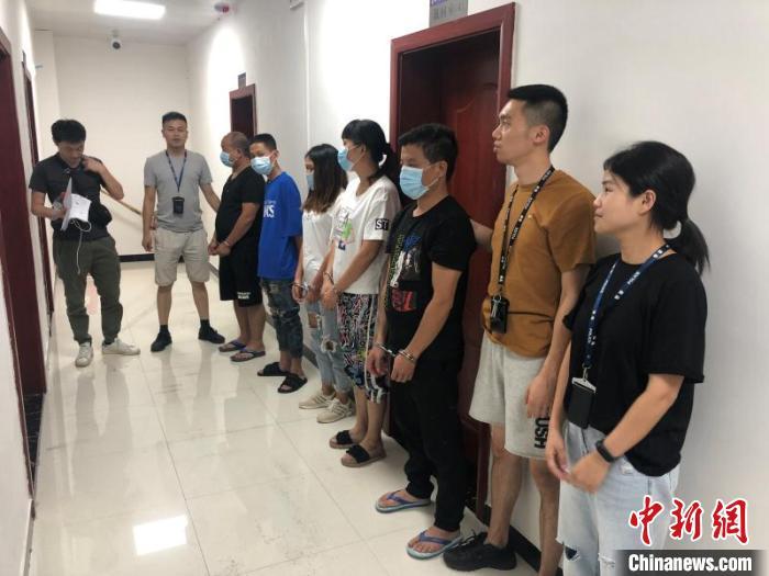 浙江警方破获一非法经营案件涉案金额超10亿元