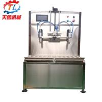 称重式液体灌装机 大桶乳胶漆灌装机 山东灌装机生产厂家
