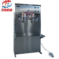 洗洁精灌装机 消毒剂灌装机 化学药剂灌装机 腐蚀性液体灌装机