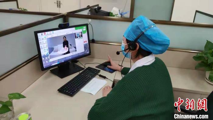 黑龙江民众在家点点电视遥控器就能问诊