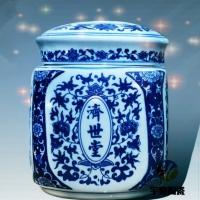 嘉兴陶瓷包装罐2斤批发 陶瓷罐食品罐厂家直销