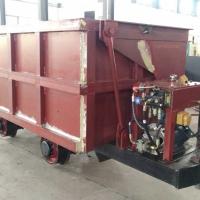 电动液压自卸式矿车