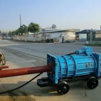斜井掘进排水清淤排沙泵