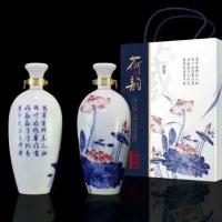 三明陶瓷酒瓶1件厂家报价 酒包装瓶厂家直销