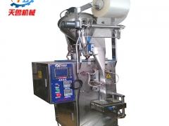 食鹽味精包裝機 全自動粉劑包裝機價格  浙江海寧吸潮粉灌裝機-- 濟南天魯包裝機械設備有限公司