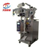 浙江余姚胡椒粉包装机  半自动调料粉包装机 吸潮粉灌装机