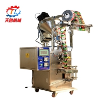 江苏高邮面粉包装机 吸潮粉灌装机 半自动黑芝麻糊包装机