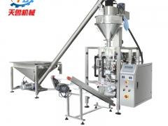 吸潮粉包裝機 臨沂全自動粉劑包裝機 椒鹽粉包裝機-- 濟南天魯包裝機械設備有限公司