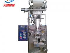 三邊封粉末包裝機 泰安姜粉包裝機 吸潮粉包裝機-- 濟南天魯包裝機械設備有限公司
