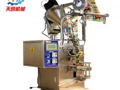 橫螺桿粉末包裝機 臨沂半自動粉劑包裝機 吸潮粉包裝機-- 濟南天魯包裝機械設備有限公司