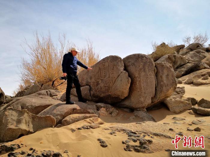 内蒙古长城资源扩容阿拉善共发现14处烽燧遗址