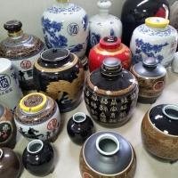 宜宾陶瓷酒坛50斤厂家报价 陶瓷酒缸厂家批发
