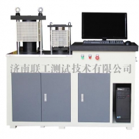 济南联工YAW-300C抗折抗压试验机防护网厂家直销