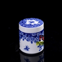 青海密封蜂蜜包装罐1斤厂家报价 陶瓷罐生姜罐批发