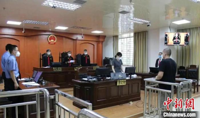 广西男子拒不执行隔离规定致9人感染获刑1年2个月