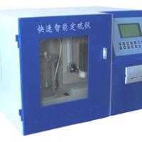 汉字定硫仪/高效微机定硫仪/智能汉显定硫仪