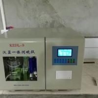 微机自动定硫仪/微机智能定硫仪